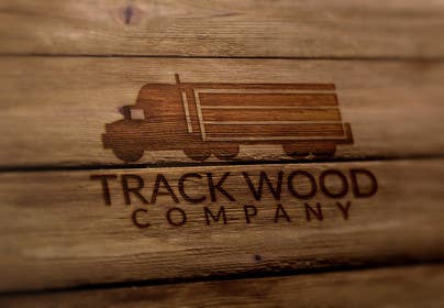 #60 cho Design a Logo for Track-Wood Company bởi shanzaedesigns