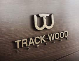 #28 for Design a Logo for Track-Wood Company by aftabuddin0305