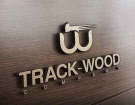 #67 for Design a Logo for Track-Wood Company by aftabuddin0305
