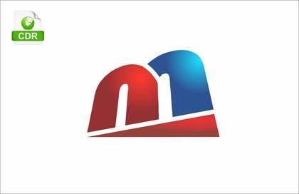 Nro 295 kilpailuun Design a Logo for NM käyttäjältä petariliev