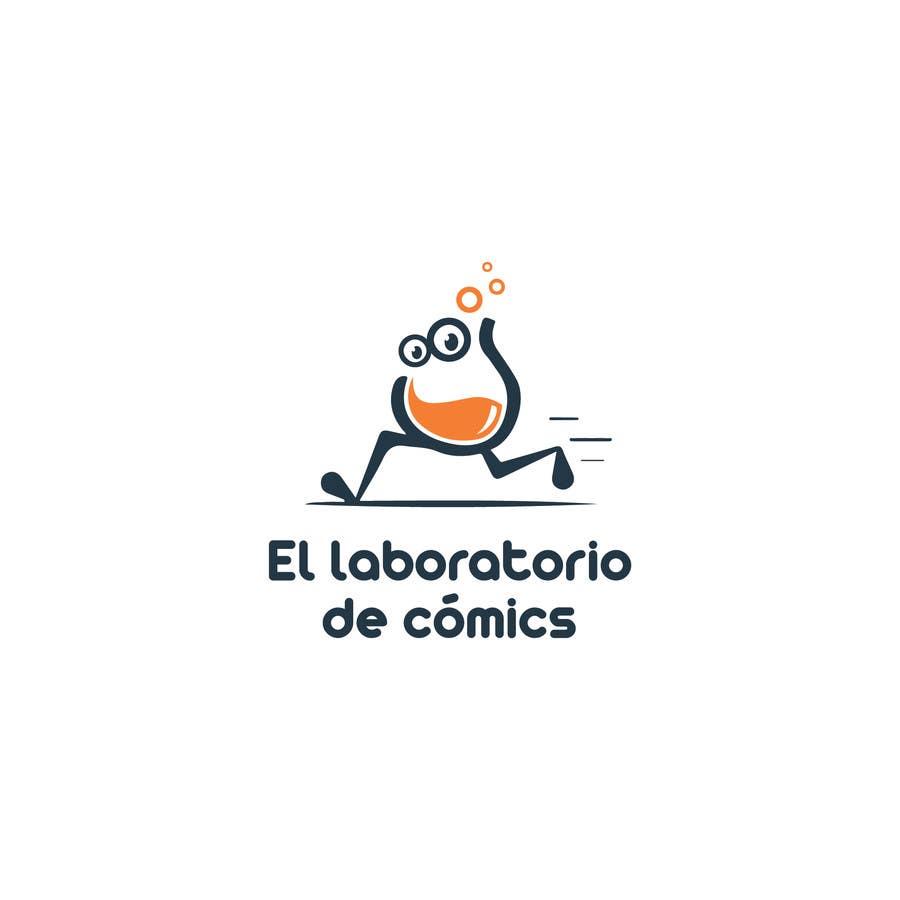 Bài tham dự cuộc thi #31 cho Comic books publishing company logo
