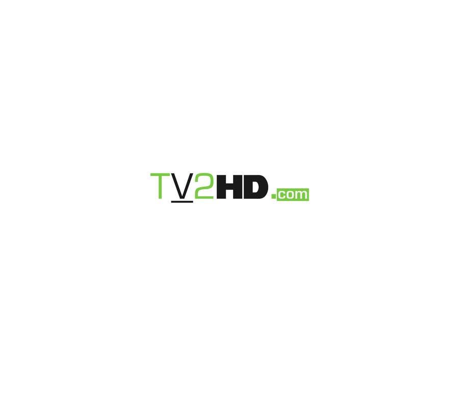 Bài tham dự cuộc thi #                                        22                                      cho                                         Design a Logo for my tv2hd.com
