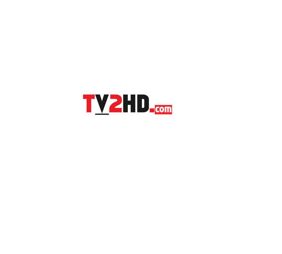 Proposition n°23 du concours Design a Logo for my tv2hd.com