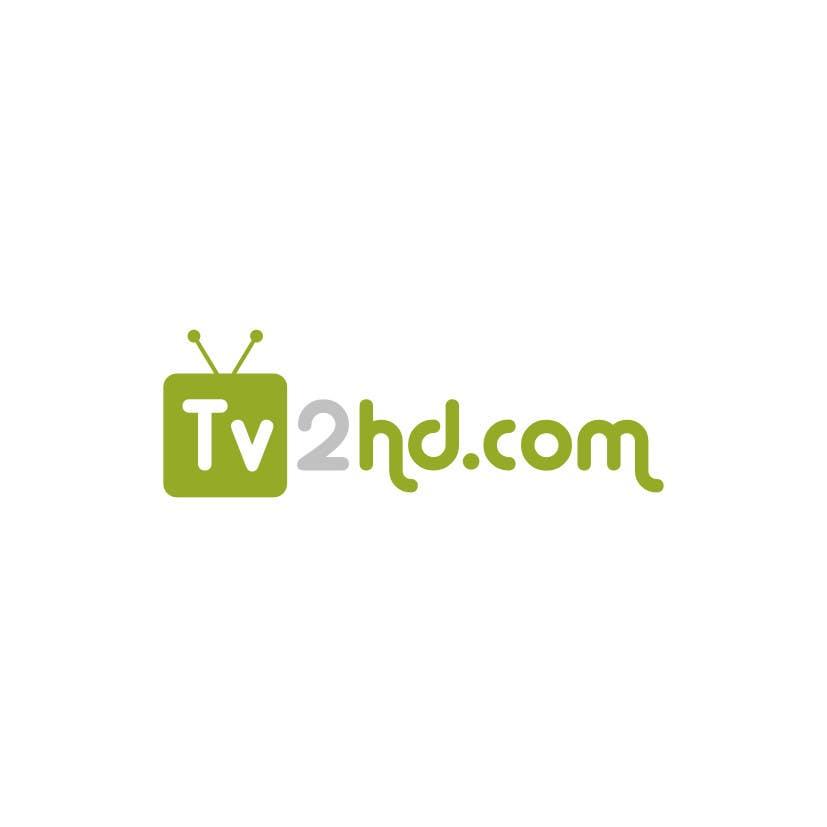 Bài tham dự cuộc thi #                                        27                                      cho                                         Design a Logo for my tv2hd.com