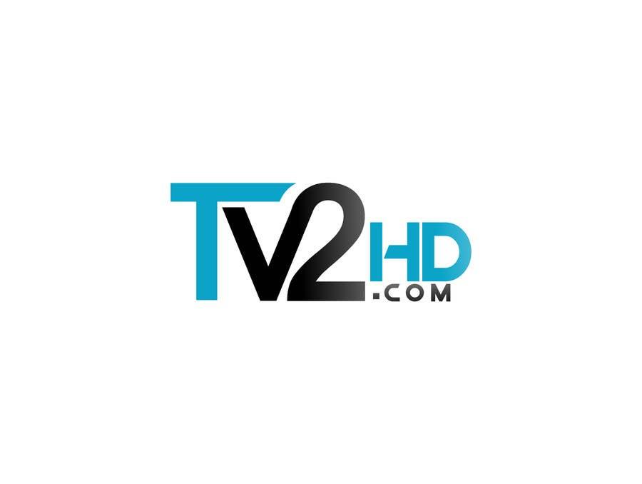 Proposition n°33 du concours Design a Logo for my tv2hd.com