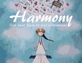#48 for Design Harmony movie poster (cover) af elmadoo