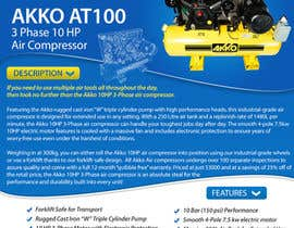 #74 untuk Design a Flyer for Tools Company to email to Customers. oleh faisdesign