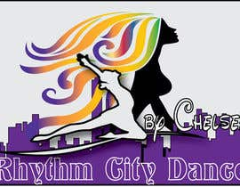 #22 untuk Design a Logo for Rhythm City Dance by Chelsea oleh zelimirtrujic