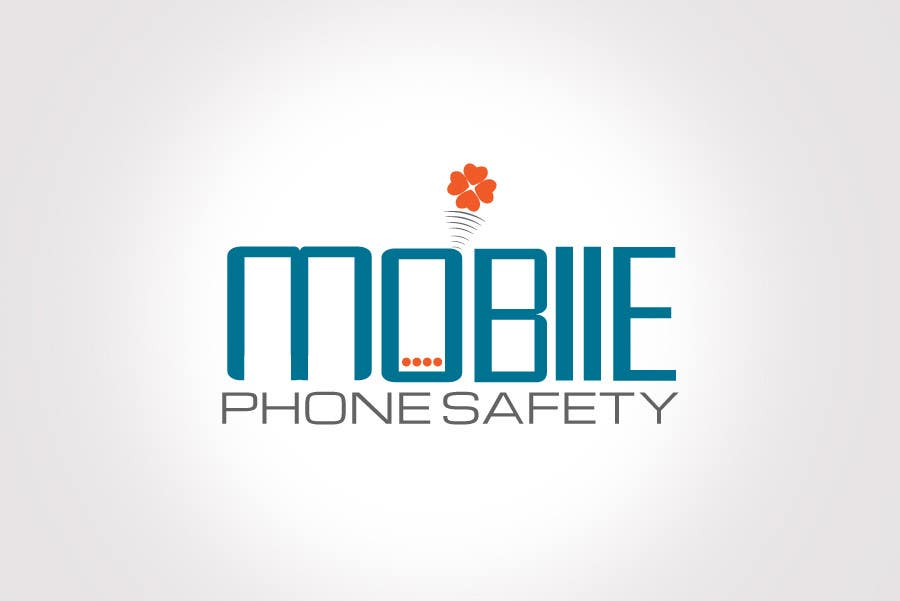 Contest Entry #56 for logo design for 'Mobile Phone Safety'