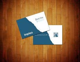 #116 pentru Business Card Design for Impleo de către StrujacAlexandru