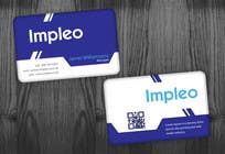 Graphic Design Contest Entry #121 for Business Card Design for Impleo