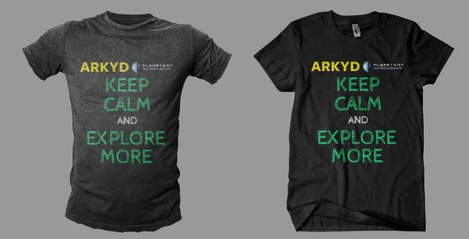 Inscrição nº                                         1114                                      do Concurso para                                         Earthlings: ARKYD Space Telescope Needs Your T-Shirt Design!