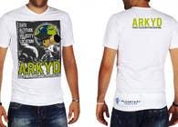 Bài tham dự #35 về Graphic Design cho cuộc thi Earthlings: ARKYD Space Telescope Needs Your T-Shirt Design!
