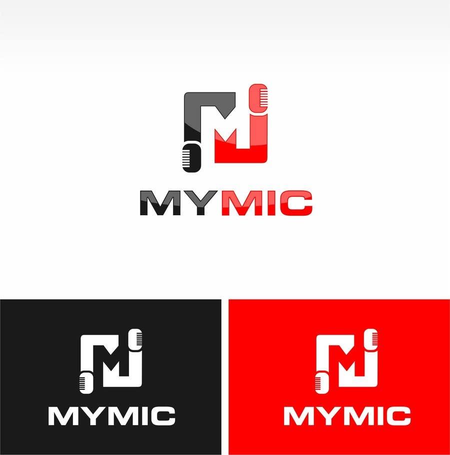 Bài tham dự cuộc thi #48 cho Design a Logo for 'MyMic' Smartphone App