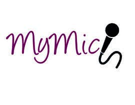 #2 for Design a Logo for 'MyMic' Smartphone App by salihaksit7