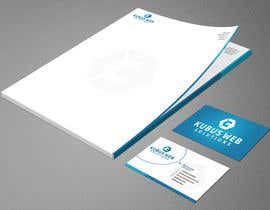 #32 for Design 1). Business Card 2). Letterhead 3). Microsoft Word document design by princevtla