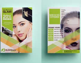 #30 cho Design a Flyer for Beauty Salon bởi azizagoda