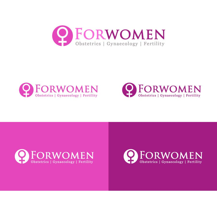 Kilpailutyö #35 kilpailussa Design a Logo for an Obstetrics, Gynaecology and Fertility Clinic