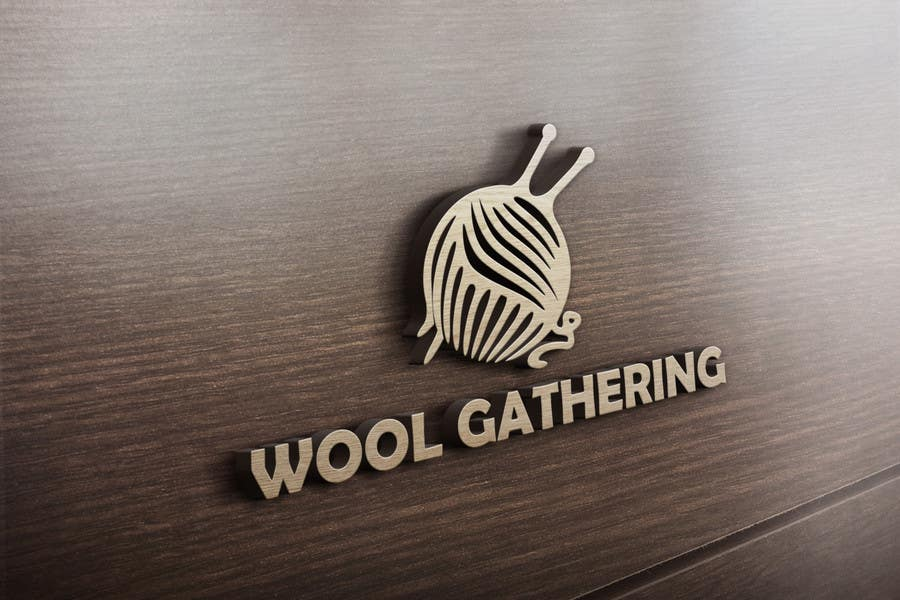 Entry #39 by ansari2015 for Design a Logo for Wool Gathering