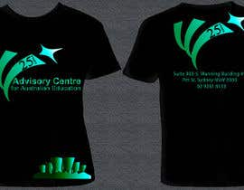 #18 untuk Design a T-Shirt for Advisory Centre for Australian Education oleh salman132
