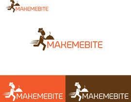 mhshah009 tarafından Design a Logo for Makemebite.com için no 32