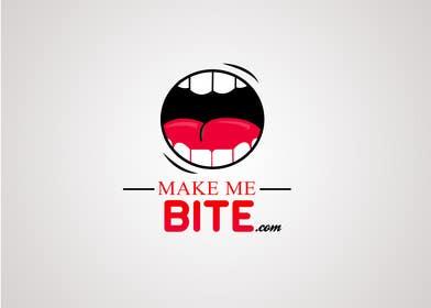 Nro 2 kilpailuun Design a Logo for Makemebite.com käyttäjältä kukubeso