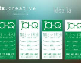#4 untuk I need some Graphic Design for Label oleh rxcreative