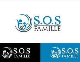 #109 for Design a Logo for S.O.S. Famille af GoldSuchi