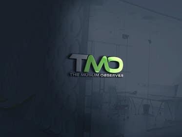 #110 untuk Design a Logo for THE MUSLIM OBSERVER oleh eltorozzz