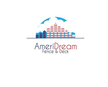 #8 cho Design a Logo for Ameridream Fence & Deck bởi hbucardi