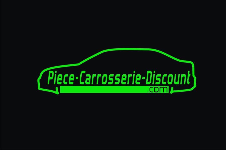 Contest Entry #                                        63                                      for                                         Logo Piece-carrosserie-discount.com