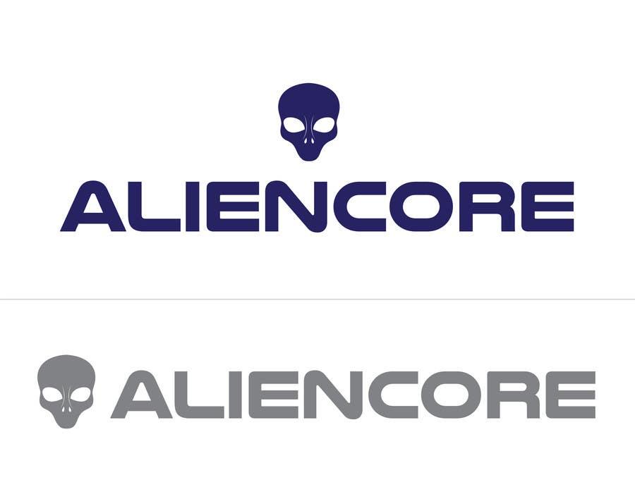 Penyertaan Peraduan #3 untuk Projetar uma identidade para Aliencore