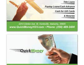 #1 for Design a Flyer for QuickMoney by teAmGrafic