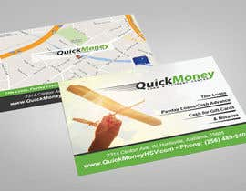 #12 for Design a Flyer for QuickMoney by teAmGrafic