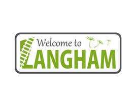 #25 for Town of Langham Logo by hassanahmad93