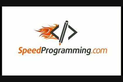 #47 for Design a Logo for SpeedProgramming.net af Huelevel