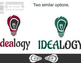 #124 cho Design a Logo for Idealogy bởi MarinaWeb