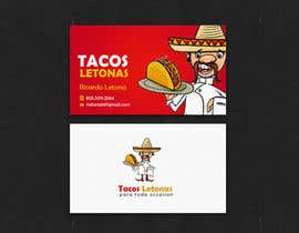 #29 for Design some Business Cards for a taco business af einsanimation