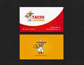 #27 for Design some Business Cards for a taco business af einsanimation