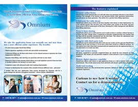 #2 cho Design a Brochure for our new OmniForms product bởi teAmGrafic