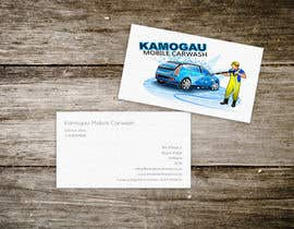 farhanajanchal tarafından Design a letterhead and business card for a car wash. için no 18