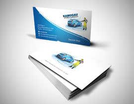 #17 cho Design a letterhead and business card for a car wash. bởi einsanimation