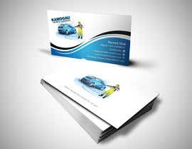 einsanimation tarafından Design a letterhead and business card for a car wash. için no 14