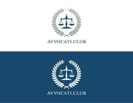#21 untuk Disegnare un Logo per portale Avvocati oleh bezpaniki