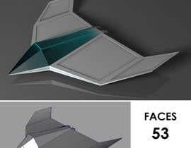 Nro 3 kilpailuun 3D Modelling for Tron-like racing spaceship käyttäjältä dhayaldhaya
