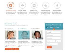 #5 for Design a Website Mockup for a surgeon af q7r000007