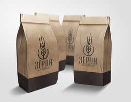 #42 cho Разработка логотипа и упаковки для хлеба bởi vitalytmnk