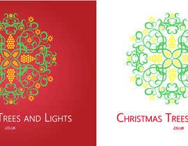 #114 untuk Design a Logo for Christmas Trees and Lights oleh dilpora