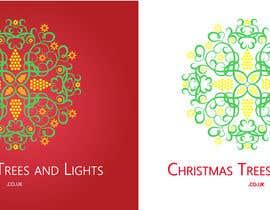Nro 114 kilpailuun Design a Logo for Christmas Trees and Lights käyttäjältä dilpora