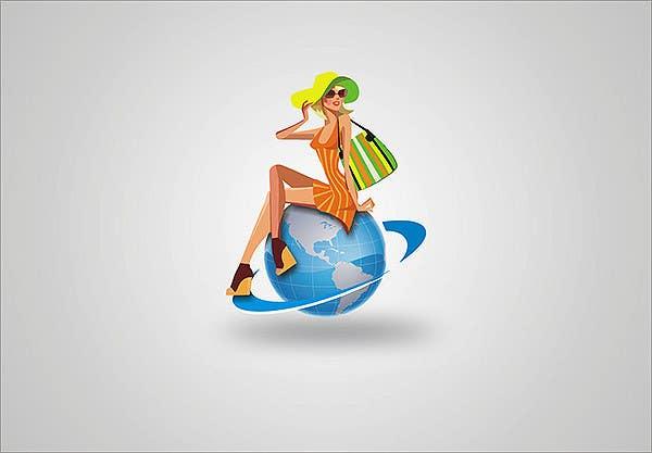 Bài tham dự cuộc thi #54 cho Design a Logo for A Chica's World
